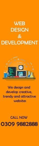 Web Design In Karachi
